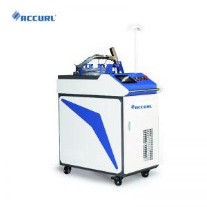 Handheld fiber laser welding machine 1500w for 8mm Carbon steel