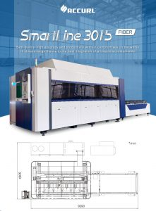 Accurl Smartline 3015 Series Fiber Laser Cutting Machine