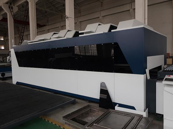1000w acier inoxydable acier au carbone fer métal cnc tôle fibre laser coupe prix de la machine à vendre