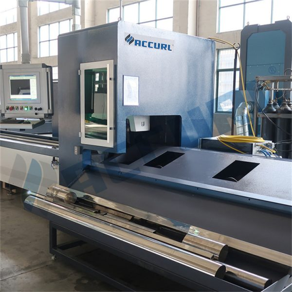 laser tube cutting machine