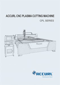 PLASMA CUTTING MACHINE CPL SERIES