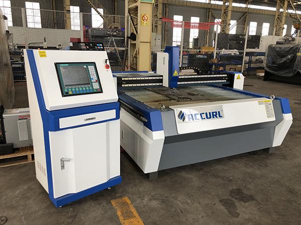 3 Aixs CNC Plasma Pipe Cutting Machine Dengan Cutting Diameter 250mm dan 6000mm Pipe Length CNCPLASMA-25600