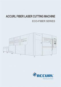 Mesin Pemotongan Laser Serat Accurl Seri ECO-SERAT