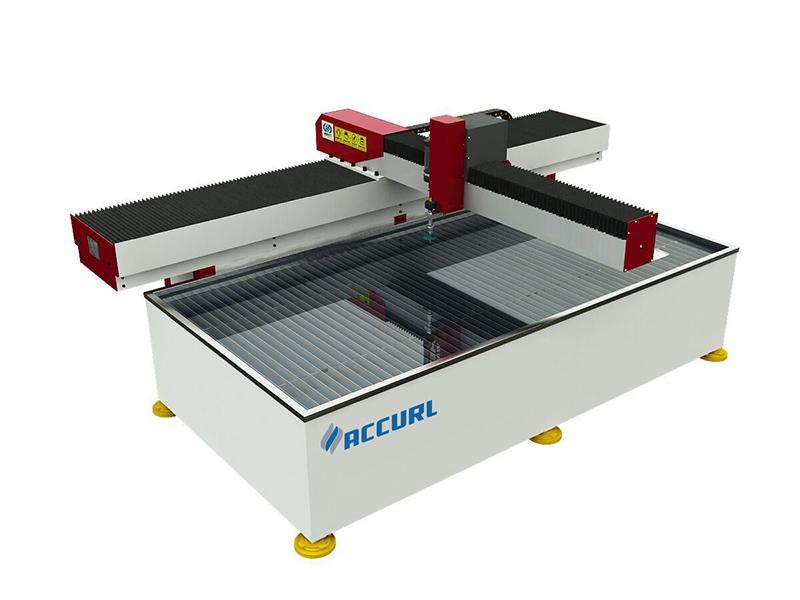 3d water jet cutting machine