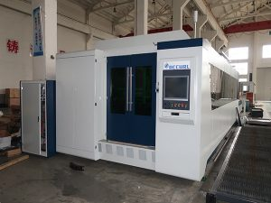 4000W Fiber Laser Cutting Machine