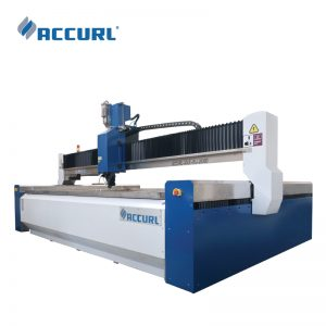 durable high precision water jet tile cutting machine for stone pattern design