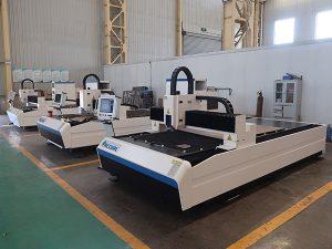Harga serat 500w mesin pemotong laser untuk logam