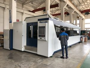 500W 700W 1kw, 2kw, 3kw, metal sheet CNC Optical fiber laser cutting machine nga presyo sa Trumpf, IPG