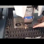 500w fiber laser cutting machine for metal sheet – stainless steel laser cutting machine