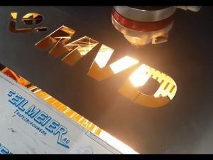 500W YAG آلة القطع بالليزر 3mm -800W Metal Steel Laser Cutting Machine -Brand ACCURL