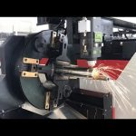 د ACurl® 700w لیزر ټیوب د ریبلو ماشین | د لیزر ټیوب او د شیټ د ریبلو ماشین