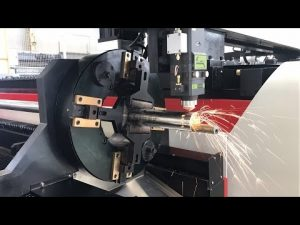 tukma'g ® 700w laser tube cutting machine | laser tube ug sheet pagputol sa makina