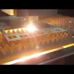 accurl fiber laser cutting 12mm dengan ipg 2kw laser cutting sheet metal cutting machine