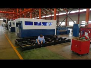 ACCURL Fiber Laser Cutting Machine alang sa Metal Steel Laser Cutting Machine Presyo CHINA ACCURL KATOTOHAN