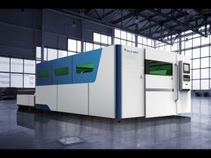 ACCURL IPG 4000W Laser Cutting Machine 2000 x 6000mm Price 4kw Laser Tube Tube Profile Cutting
