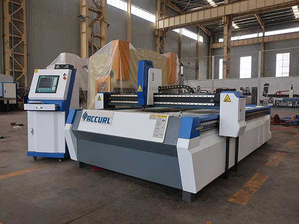 CE sertifikovani nosači tipa metalna ploča cnc plazma, rabljene mašine za rezanje plazmom cnc