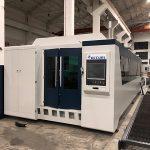 CNC lazeriu pjaustoma mašina metalams graviruoti