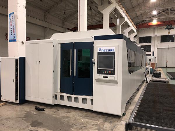 CNC Laser Cutting Machine For Engraving Metals