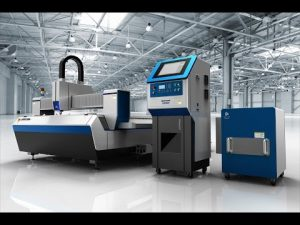 CNC Laser Cutting Machine IPG 500W 700W 1000W - Fiber Laser Cutting Machine