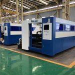 د CNC فلزي پلي کیدو وړ موادو فایبر لیزر کښین ماشین