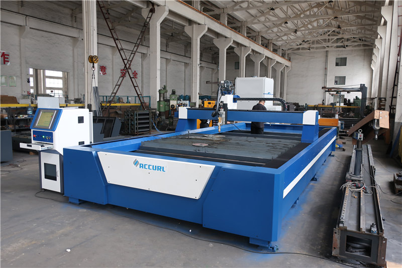 CNC Plasma Cutting Machine 1500x3000mm with HyPerformance HPR130XD