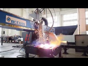 cnc plasma cutting machine for hypertherm® hpr260xd hpr400xd plasma steel sheet