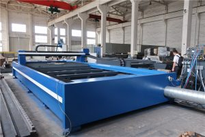 single sided driven cnc flame cutting machine, sheet metal plasma cutter alang sa bisan unsang dagway