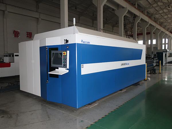 Carbon steel lasere cutting machine