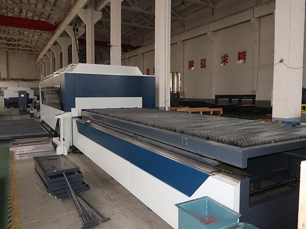 Kina højeffektiv CNC raycus MAX