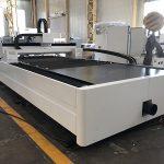 500W metal rørfiber laser skæremaskine