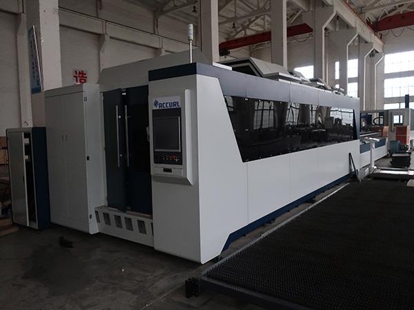 Εργοστάσιο παρέχει απευθείας CNC Fiber Laser μηχανή οικονομικό μοντέλο