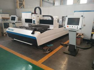 Fiber Sheet Metal Laser Cutting Machine