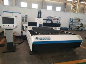 lembaran logam stainless steel laser cutting mesin 4kw laser cutter serat laser 4000w