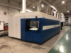 high power cnc fiber laser cutting machine for stainless steel
