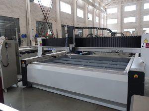 visokotlačni stroj za rezanje čelika vodeni mlaz vode