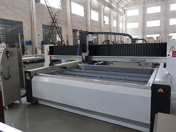 High pressure cutting machine steel cutting machine waterjet