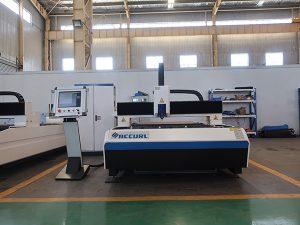 penjualan panas pipa baja serat laser cutting harga mesin / tabung pemotong logam