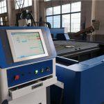 plazmový řezací stroj na plazmové řezání ocelových plechů pro lodní stavitelství 4200 mm x 16800 mm