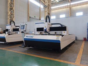 IPG ROFIN RAYCUS 300W 500W 750W 1000W 1500W 2000W Machine de découpe laser à fibre pour acier au carbone, acier inoxydable et autres métaux