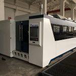 3mm laser ebaketa automatikoko aluminiozko plaketako makina