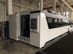 automatic 3mm laser cutting aluminum plates machine