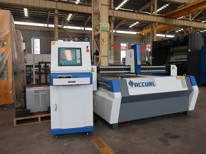 China 1325 logam cnc plasma cutting mesin murah