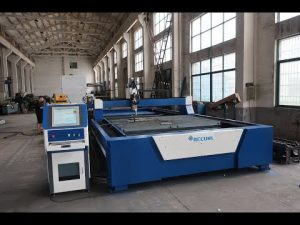 Plasma Cutting Machine 2000x6000mm para sa High Definition Table Plasma CNC Cutting Machine na may Kjellbe