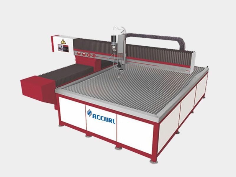 abrasive water jet cutting machine