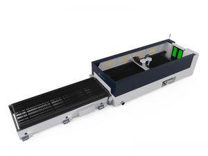 najboljša cena kovinskih jeklenih vlaken laserski rezalnik kovin