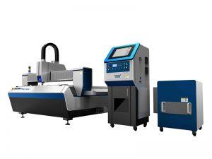 terbaik praktikal plat tiub terpadu serat optik pemotong mesin laser untuk logam