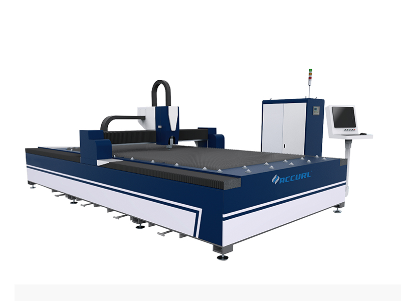 China Most Famous Economical Popular Cheapest QIGO Fiber Laser Cutting Machine Price For Cutting Metal Sheets