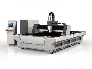 metal fiber 500w 1000watt 3kw laser cutting machine for stainless steel aluminum