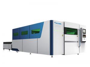 1000w 2000w 3000w التصنيع باستخدام الحاسب الآلي الألياف الليزر آلة قطع الفولاذ المقاوم للصدأ والفولاذ الطري والألومنيوم