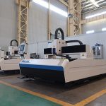 cnc fiber meta laser cutting machine